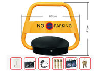 Cold Rolled Steel 6s 0.85Ah 180 Degree Parking Space Lock